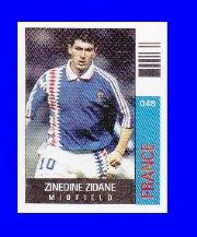 France Zinedine Zidane Bordeaux